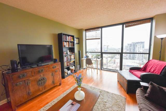 1280 W Peachtree Street NW #2913, Atlanta, GA 30309 (MLS #6802289) :: KELLY+CO
