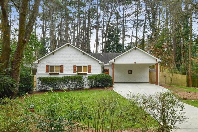 2228 Drew Valley Road NE, Brookhaven, GA 30319 (MLS #6802388) :: The Justin Landis Group