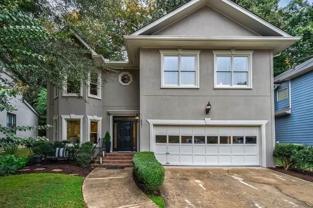 881 Heritage Place, Decatur, GA 30033 (MLS #6802454) :: Keller Williams Realty Atlanta Classic