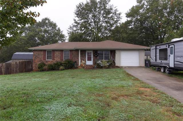 827 Will Maynard Road, Winder, GA 30680 (MLS #6802464) :: The North Georgia Group