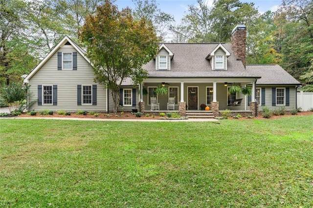 332 Forkwood Way, Powder Springs, GA 30127 (MLS #6802555) :: The North Georgia Group