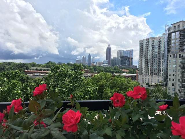 1130 Piedmont Avenue NE #1211, Atlanta, GA 30309 (MLS #6802698) :: 515 Life Real Estate Company