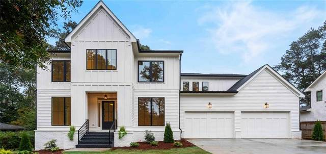 2877 Cravenridge Drive NE, Brookhaven, GA 30319 (MLS #6802878) :: MyKB Homes