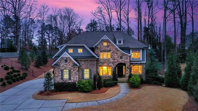 93 Putnam Circle NE, Atlanta, GA 30342 (MLS #6803025) :: North Atlanta Home Team