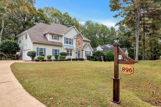 896 Brooks Rackley Road, Dallas, GA 30157 (MLS #6803160) :: North Atlanta Home Team