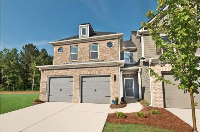 5614 Berney Circle #37, Powder Springs, GA 30127 (MLS #6803243) :: North Atlanta Home Team