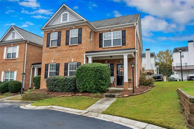 1168 Lake Point Way, Suwanee, GA 30024 (MLS #6803423) :: North Atlanta Home Team
