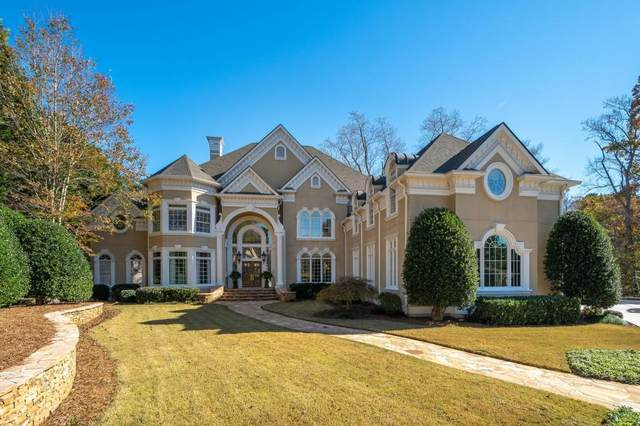 8250 Royal Saint Georges Lane, Duluth, GA 30097 (MLS #6803519) :: The Realty Queen & Team