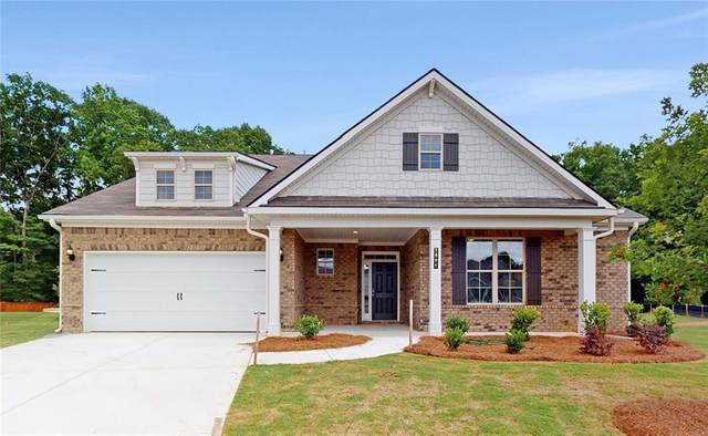 5027 Cooper Farm Drive, Sugar Hill, GA 30518 (MLS #6803621) :: Path & Post Real Estate