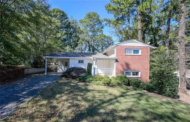 3108 Coral Way, Chamblee, GA 30341 (MLS #6803828) :: North Atlanta Home Team