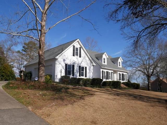 17 Forest Hill Drive SW, Cartersville, GA 30120 (MLS #6804363) :: North Atlanta Home Team
