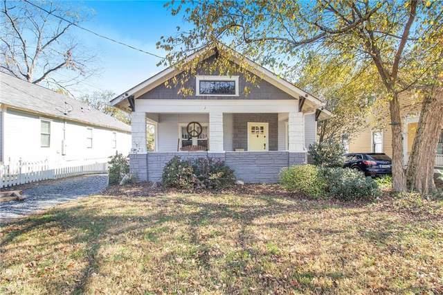276 E Lake Drive, Decatur, GA 30030 (MLS #6804564) :: Dillard and Company Realty Group