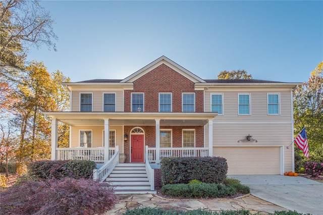 220 W Brookhollow Court, Alpharetta, GA 30022 (MLS #6804634) :: North Atlanta Home Team