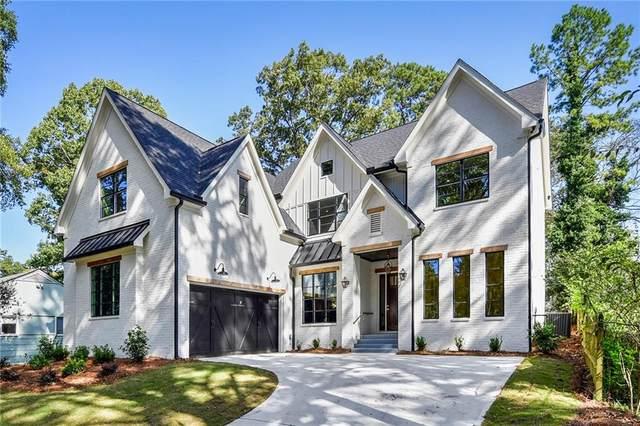 3041 Parkridge Drive NE, Brookhaven, GA 30319 (MLS #6804739) :: Oliver & Associates Realty