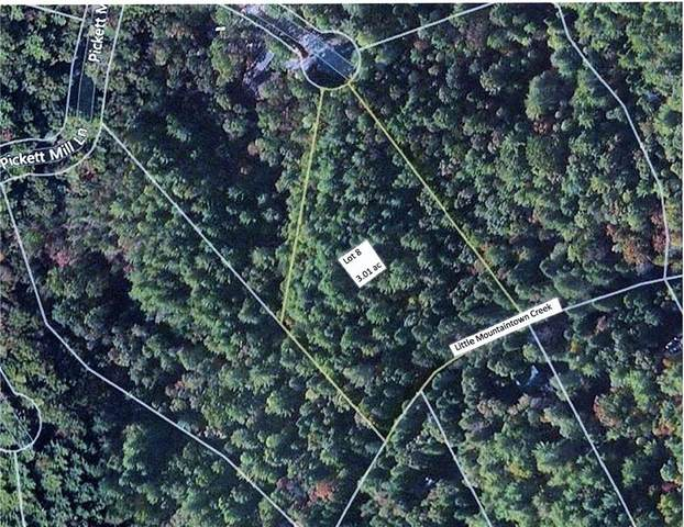 Lot 8 Mountain Falls Overlook, Ellijay, GA 30540 (MLS #6804809) :: KELLY+CO