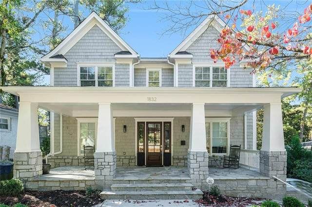 1832 Monroe Drive NE, Atlanta, GA 30324 (MLS #6804941) :: Dillard and Company Realty Group