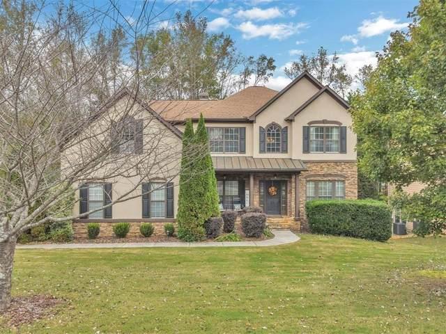 806 Ashley Lane, Canton, GA 30115 (MLS #6804984) :: Path & Post Real Estate