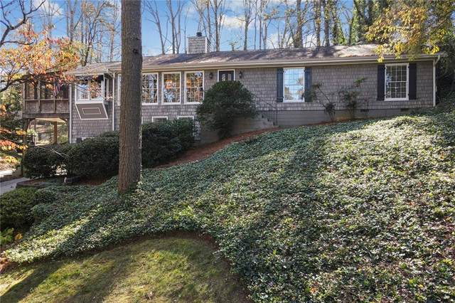 77 Putnam Circle NE, Atlanta, GA 30342 (MLS #6805248) :: The Heyl Group at Keller Williams