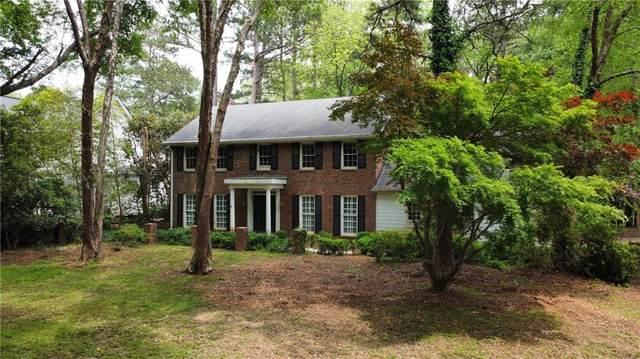 3220 Farmington Drive SE, Atlanta, GA 30339 (MLS #6805369) :: Dillard and Company Realty Group