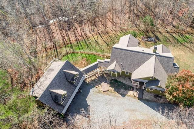 1911 Upper Sassafras Parkway, Jasper, GA 30143 (MLS #6805426) :: Path & Post Real Estate