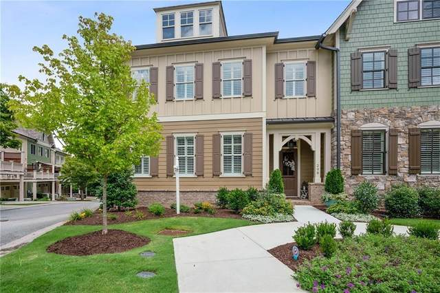 298 Trecastle Square, Canton, GA 30114 (MLS #6805526) :: North Atlanta Home Team