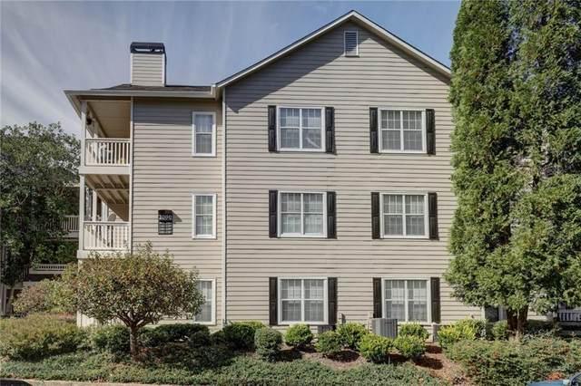 1250 Parkwood Circle SE #2206, Atlanta, GA 30339 (MLS #6805541) :: Dillard and Company Realty Group