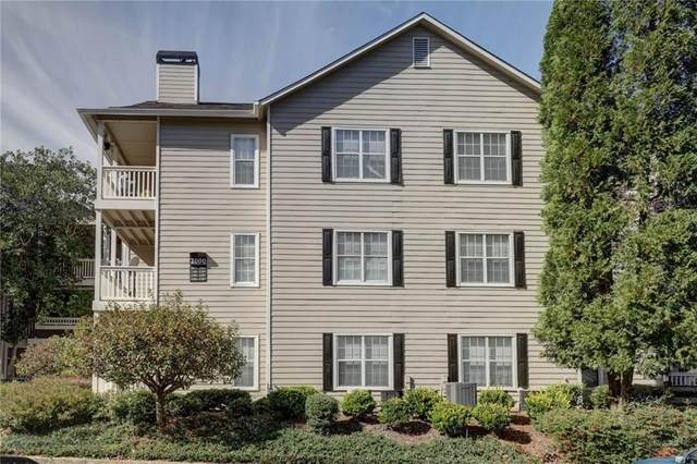 1250 Parkwood Circle SE #2206, Atlanta, GA 30339 (MLS #6805541) :: Rock River Realty