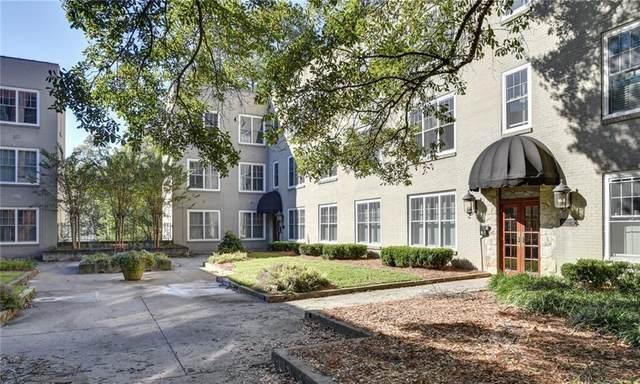 30 Collier Road NW #10, Atlanta, GA 30309 (MLS #6805573) :: The Heyl Group at Keller Williams