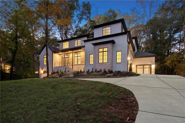 1447 Peachtree Battle Avenue, Atlanta, GA 30327 (MLS #6805584) :: North Atlanta Home Team