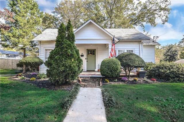108 Lee Street, Cartersville, GA 30120 (MLS #6805674) :: North Atlanta Home Team