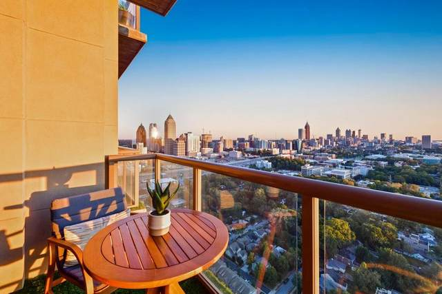 270 17th Street NW #3605, Atlanta, GA 30363 (MLS #6805786) :: AlpharettaZen Expert Home Advisors