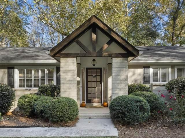 5245 Mount Vernon Parkway, Atlanta, GA 30327 (MLS #6805822) :: North Atlanta Home Team
