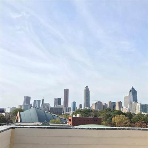 75 NE Boulevard Avenue #7, Atlanta, GA 30312 (MLS #6805889) :: North Atlanta Home Team