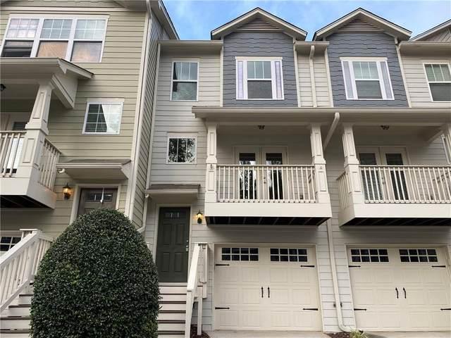 1501 Liberty Parkway NW, Atlanta, GA 30318 (MLS #6806089) :: Rock River Realty
