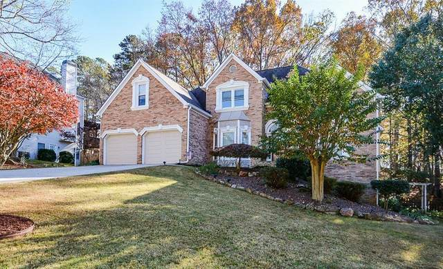 2817 Crestwicke Drive NW, Kennesaw, GA 30152 (MLS #6806195) :: Keller Williams Realty Atlanta Classic