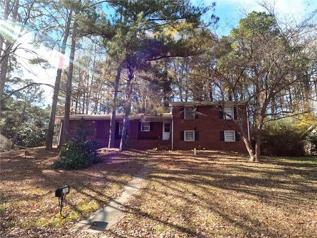 7015 Knollwood Drive, Morrow, GA 30260 (MLS #6806745) :: Scott Fine Homes at Keller Williams First Atlanta