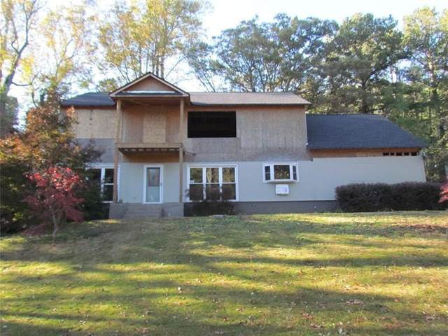 2760 Millwood Court, Decatur, GA 30033 (MLS #6806905) :: The Zac Team @ RE/MAX Metro Atlanta