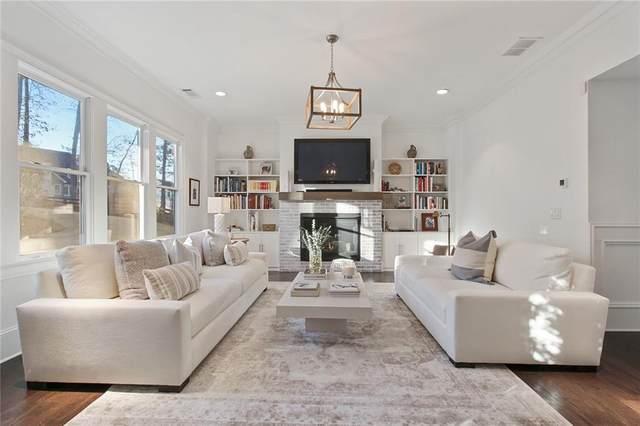 4021 Orchard Way, Milton, GA 30004 (MLS #6806975) :: Path & Post Real Estate