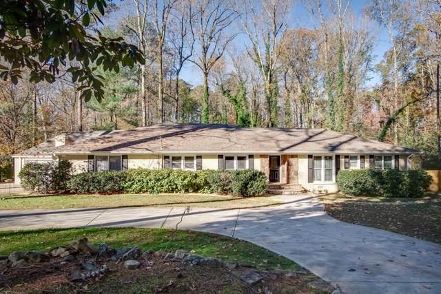 7370 Twin Branch Road, Sandy Springs, GA 30328 (MLS #6807071) :: Path & Post Real Estate