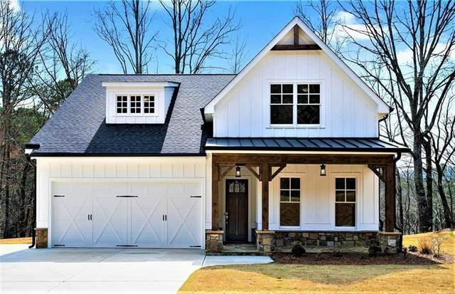 112 Sunset Peak Court, Waleska, GA 30183 (MLS #6807097) :: North Atlanta Home Team