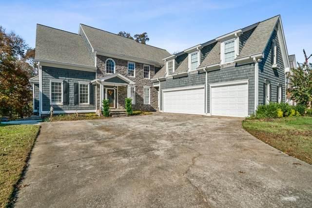 1391 Benbrooke Lane NW, Acworth, GA 30101 (MLS #6807132) :: Path & Post Real Estate