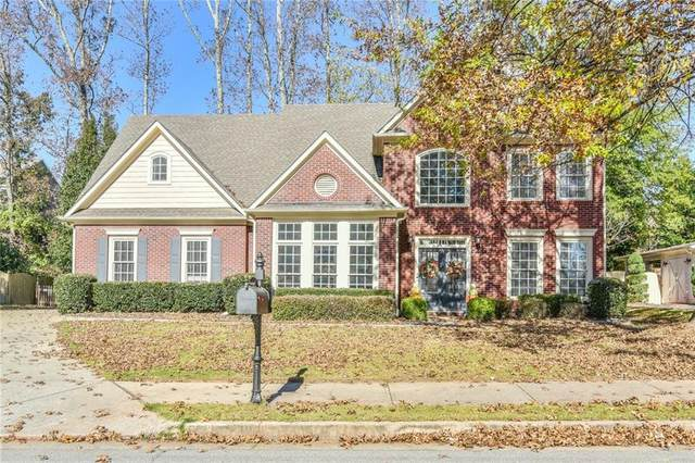 4248 Sandy Branch Drive, Buford, GA 30519 (MLS #6807214) :: The Cowan Connection Team
