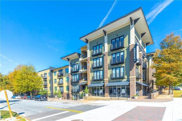 5300 Peachtree Road #2605, Chamblee, GA 30341 (MLS #6807281) :: The Cowan Connection Team