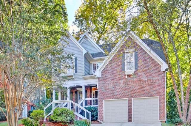 2228 Lenox Ridge Court NE, Atlanta, GA 30319 (MLS #6807551) :: North Atlanta Home Team
