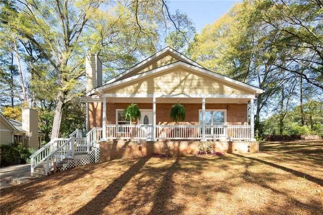 2814 Arborcrest Drive, Decatur, GA 30033 (MLS #6807627) :: The Zac Team @ RE/MAX Metro Atlanta