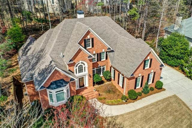 3760 Newport Bay Drive, Alpharetta, GA 30005 (MLS #6807943) :: North Atlanta Home Team