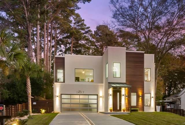 1437 Woodland Hills Drive, Atlanta, GA 30324 (MLS #6807984) :: Oliver & Associates Realty