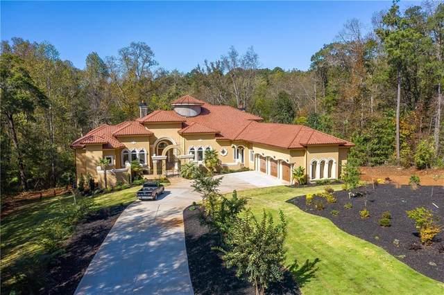 1608 Golden Creek Court, Conyers, GA 30094 (MLS #6808094) :: North Atlanta Home Team