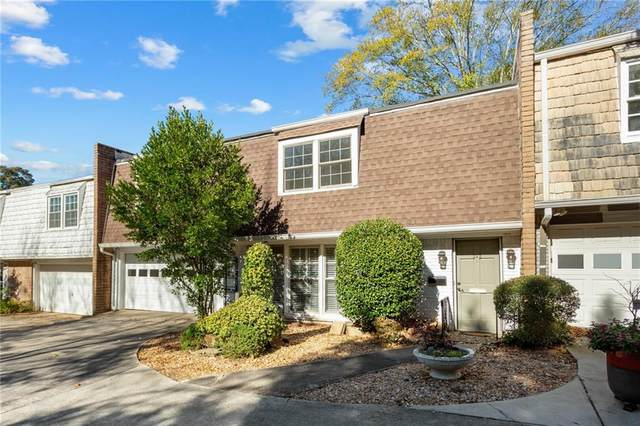 212 Hillyer Place, Decatur, GA 30030 (MLS #6808351) :: The North Georgia Group