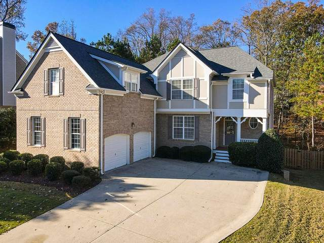 6320 Mountain Ridge Way, Buford, GA 30518 (MLS #6809155) :: Keller Williams Realty Atlanta Classic